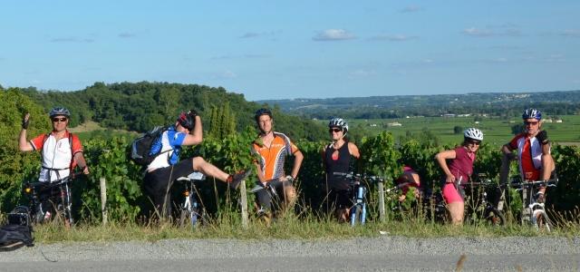 Cykloturistika - sezona 2018