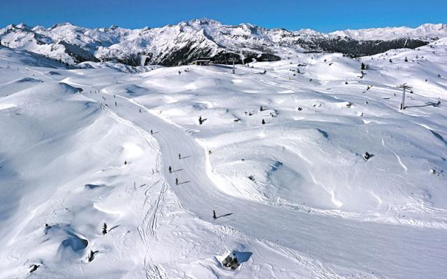 Lyžování - Dolomity - sezona 2019
