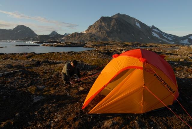 Grónsko - severský treking