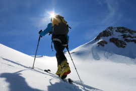 Cevedale - skialpové Eldorado