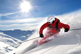 Na lyže do Itálie, Rakouska, Švýcarska a Francie