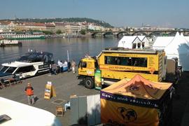 Tatrabus na výstavě Lodě na vodě