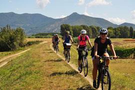 Letní cyklistika v Evropě