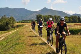 Poslední volná místa na cyklozájezdy Evropou