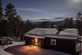 Běžkařské výpravy do Skandinávie