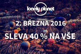 Oslavte 15. narozeniny Lonely Planet