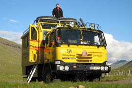 Tatrabus již na Islandu očekává první klienty