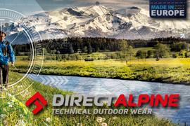 Direct Alpine – novinky a tipy na cesty