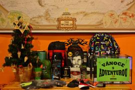 Vánoce sAdventurou
