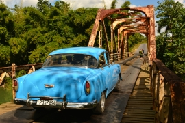 Kuba – perla Karibiku