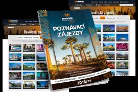 Katalog Poznávací zájezdy 2018 / 19