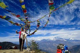 Nepál - putování pod střechou světa