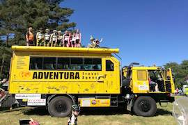 Tatrabus na Author Maraton Tour