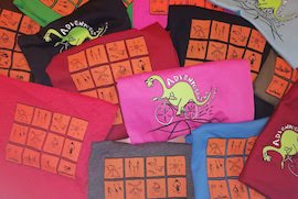 Představujeme novou kolekci triček a cyklodres