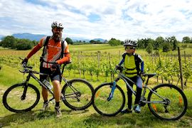 Poslední prázdninová dovolená na kole
