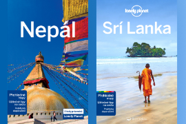 Tipy z Lonely Planet