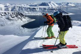 Skialpinistické kurzy a přechody