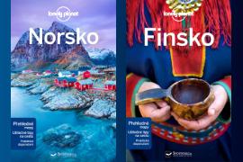 Novinky z české edice Lonely Planet