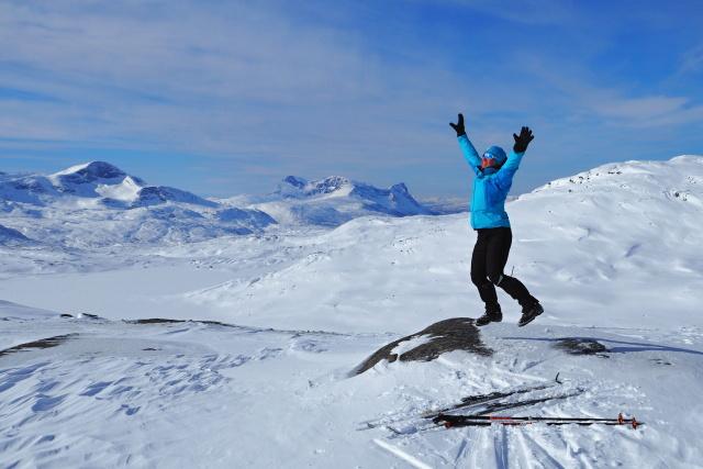 Na lyžích až za polární kruh