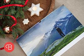 Nástěnný fotokalendář plný vašich zážitků