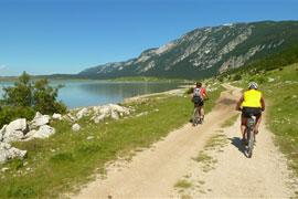 Evropou na kole v červenci a srpnu