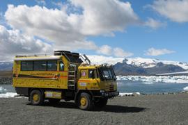 Krásy islandského vnitrozemí