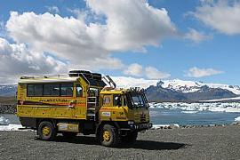 Letní islandská šňůra Tatrabusem