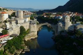 Na kole i pěšky po Balkánu