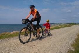 Severní Evropa na kole
