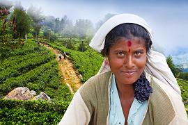 Martin Loew promítá Šrí Lanku