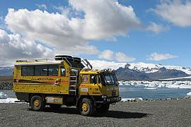 Poznejte Island s Tatrabusem