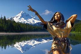 Navštivte diashow Martina Loewa: Západ USA – Oregon