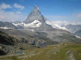 Matterhorn a Weisshorn