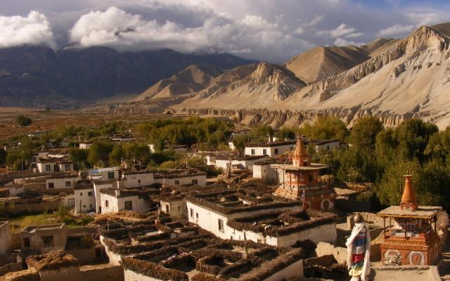 Nepál - království Lo