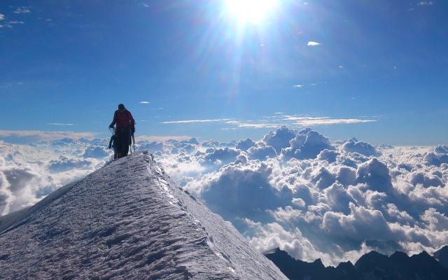Svycarsko - prochazka v oblacich
