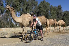 Vydejte se na kole za hranice Evropy