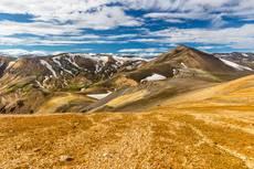Fotosoutěž 2016 - Martin Mehes - Duhové hory Landmannalaugar
