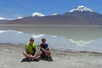 9. místo: Jan Tihon (Bolívie)