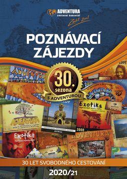 Obalka katalog 2020 - přední strana