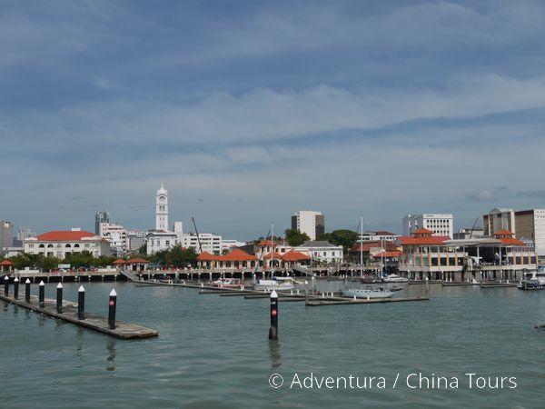 Penangský přístav