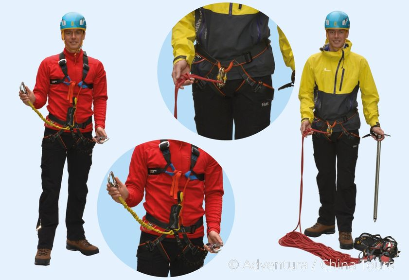 Technické vybavení pro naše horské zájezdy