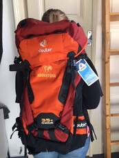 Batoh Deuter Adventura
