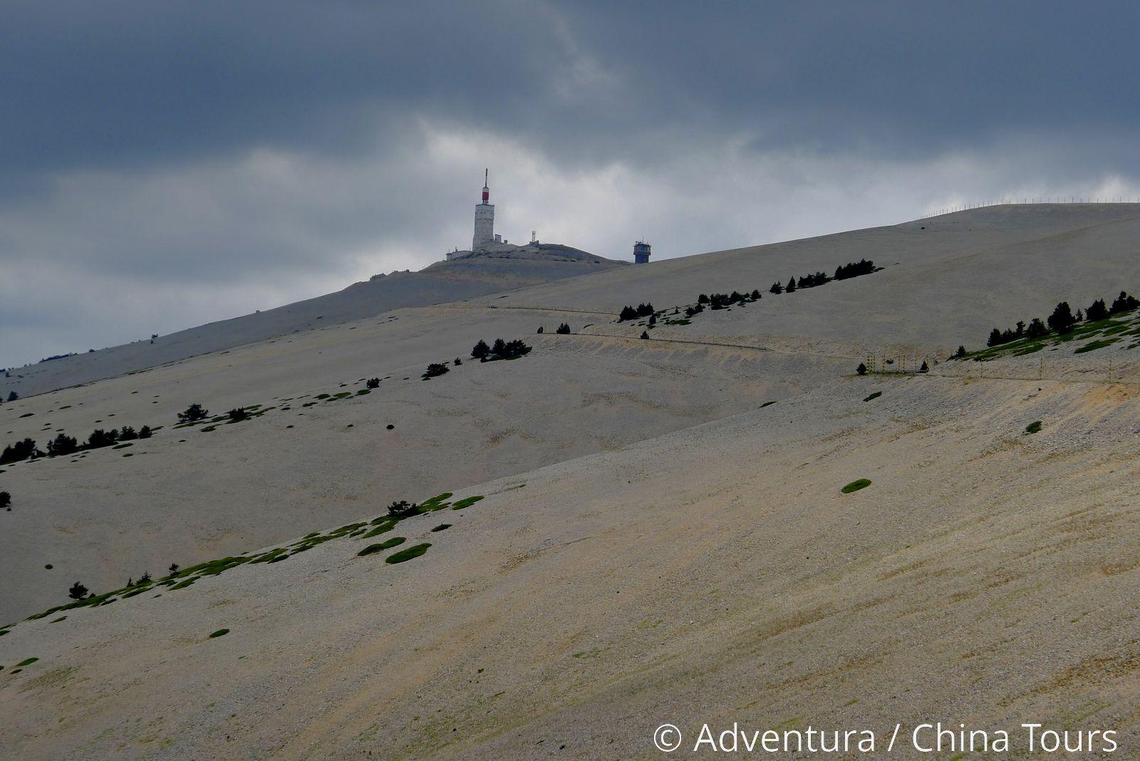 be592a51e2b0 Mont Ventoux - Adventura.cz - poznávací dovolená, turistika, dovolená na  kole