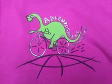 Dětské tričko - kolekce Adventosaurus 2015