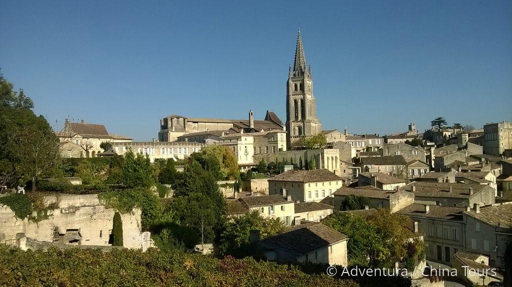 St. Émilion, krajem vína Bordeaux