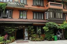 Káthmándú - hotel Nirvana je naprosto v pořádku
