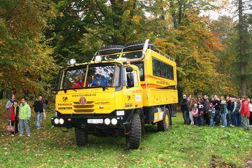 Zájem o projížďku Tatrabusem byl veliký