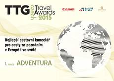 TTG Travel Awards 2015