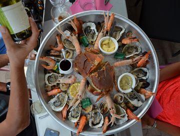 Dary Středozemního moře doprovodí bílé víno z údolí Loiry