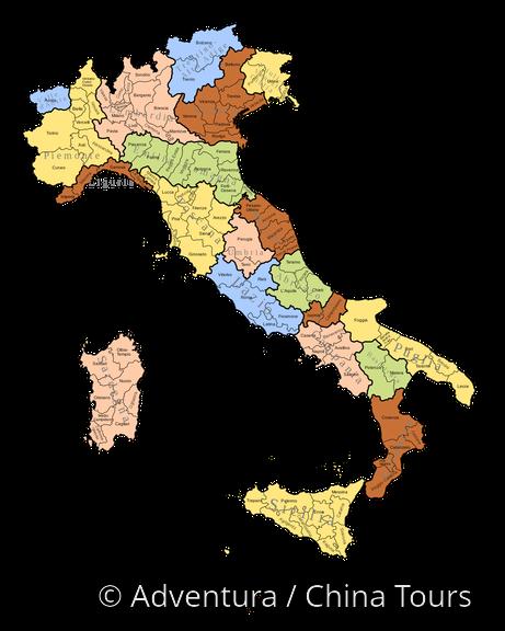 Italské regiony